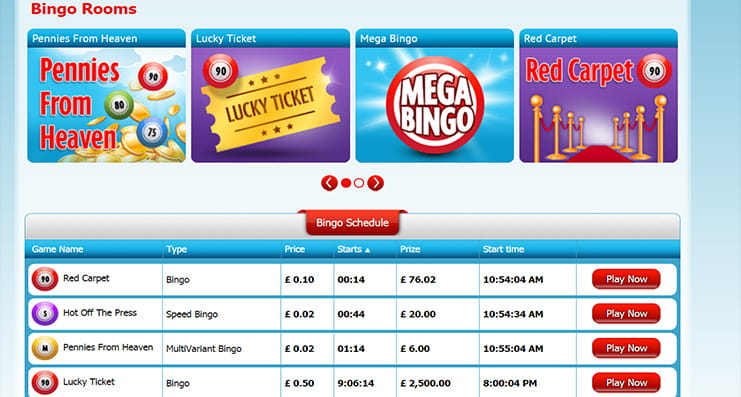 Mirror bingo review by a player the truth about bonuses for Mirror bingo