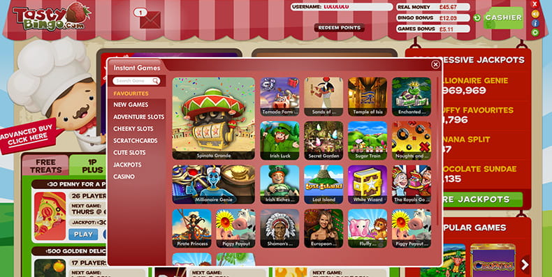 site type instant gaming